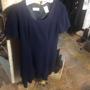 Liz Claiborne Dresses - 👗3 for $20. Liz Claiborne navy blue 9-5 dress